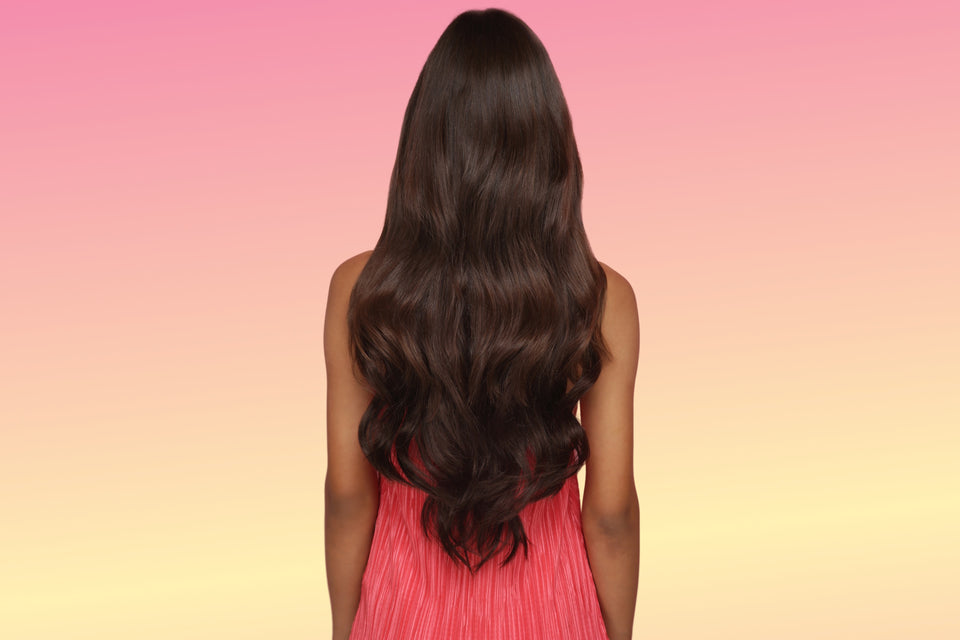 Clip In Hair Extensions - Celebrity Meltdown