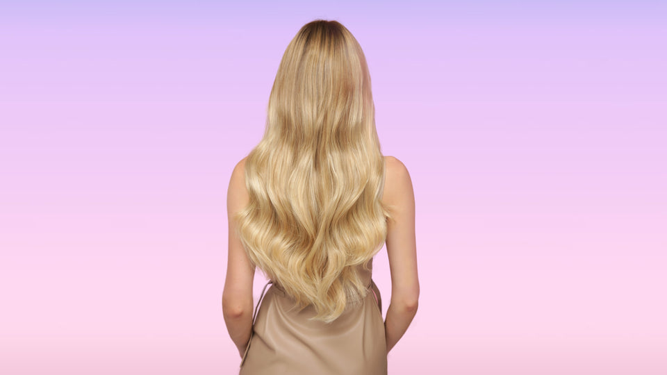 Clip In Hair Extensions - Kiss The Sun