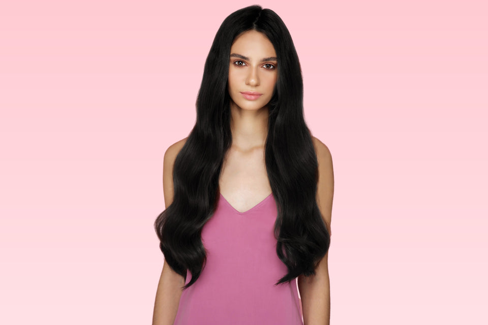 Clip In Hair Extensions - Shanghai Night