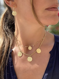 Simple Wild Necklace Combination Multi-layer Necklace - bohosecret