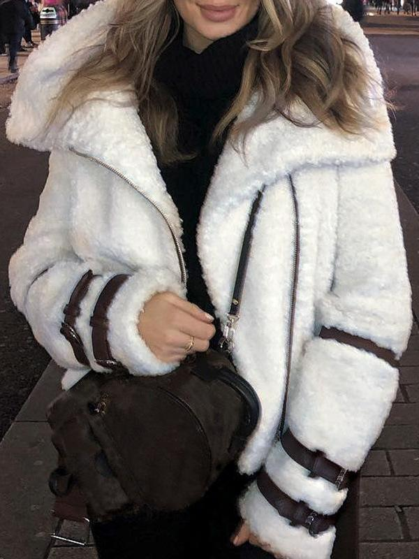 Fashion Streetstyle Fur Jackets - bohosecret