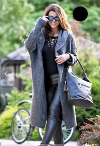 Hooded Long Sleeve Button Plain Casual Cardigans - bohosecret