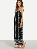 Women Boho Sexy  beach Casual Long Maxi Dress - bohosecret