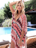 Knitted Hollow Bikini Cover-ups Swimwear - bohosecret