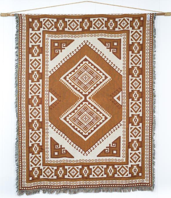 The Saffron Rug
