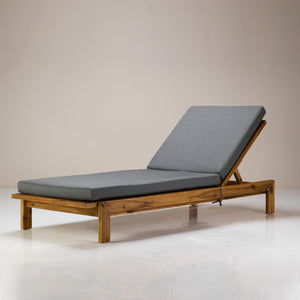 Aegean Sun Lounger - Atmosphere Furniture