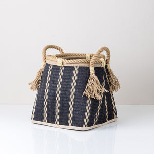 Rope Handles Basket