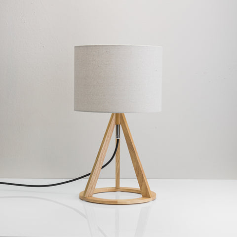 Round Base Table Lamp
