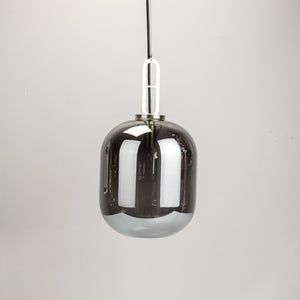 Smoked Glass Pendant
