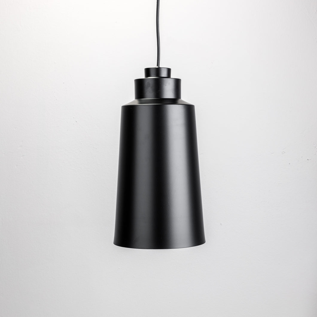 Cylinder Ball Pendant Black