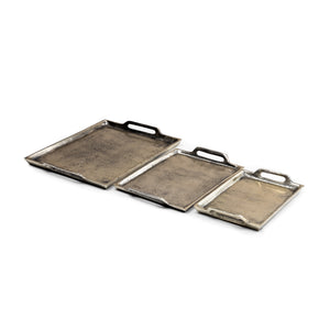 Brass Trays - Large