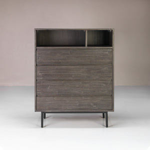 Capella Tallboy - Atmosphere Furniture
