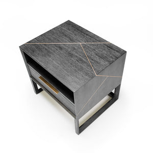 Kelly Pedestal - Atmosphere Furniture