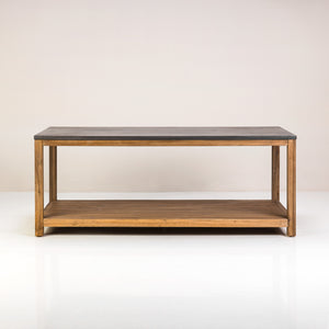 Graphite Coffee Table - Atmosphere Furniture