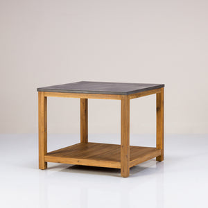 Graphite Side Table - Atmosphere Furniture