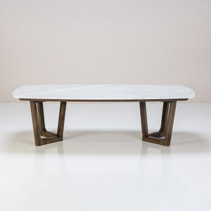 Karma Marble Coffee Table - Atmosphere Furniture