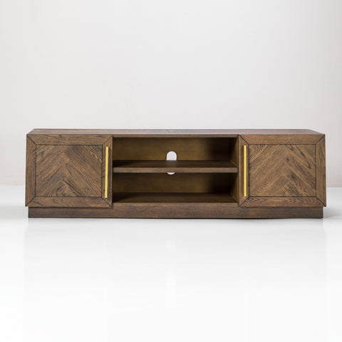 Lincoln Media Unit - Atmosphere Furniture