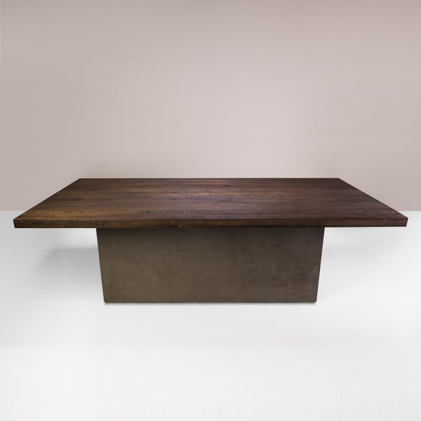 Heritage Dining Table Solid - Atmosphere Furniture