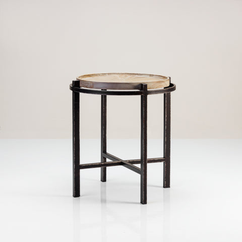 Reclaimed Side Table - Atmosphere Furniture