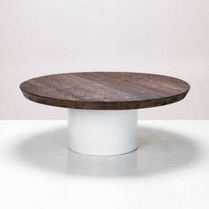 Regent Heritage Round Coffee Table - Atmosphere Furniture