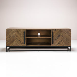 Sienna Media Unit - Atmosphere Furniture