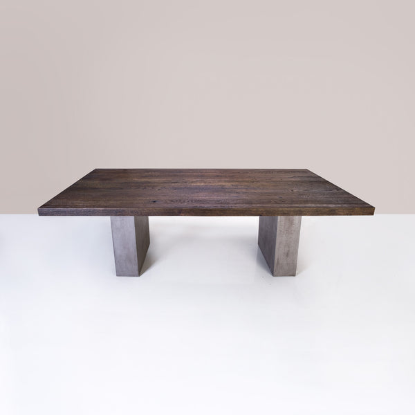 Heritage Dining Table Lista - Atmosphere Furniture