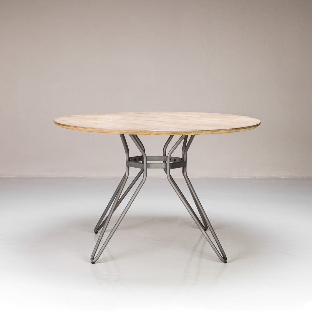 Tempo Round Dining Table - Atmosphere Furniture