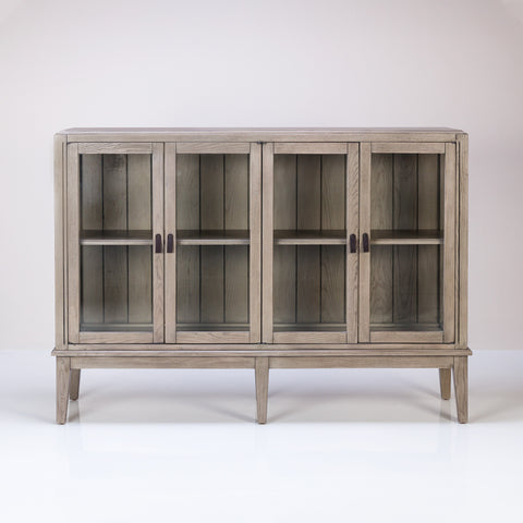 Voyages Display Cabinet (Medium) - Atmosphere Furniture