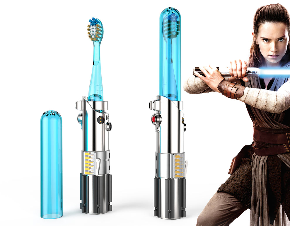 Firefly Light And Sound Star Wars Lightsaber Toothbrushes