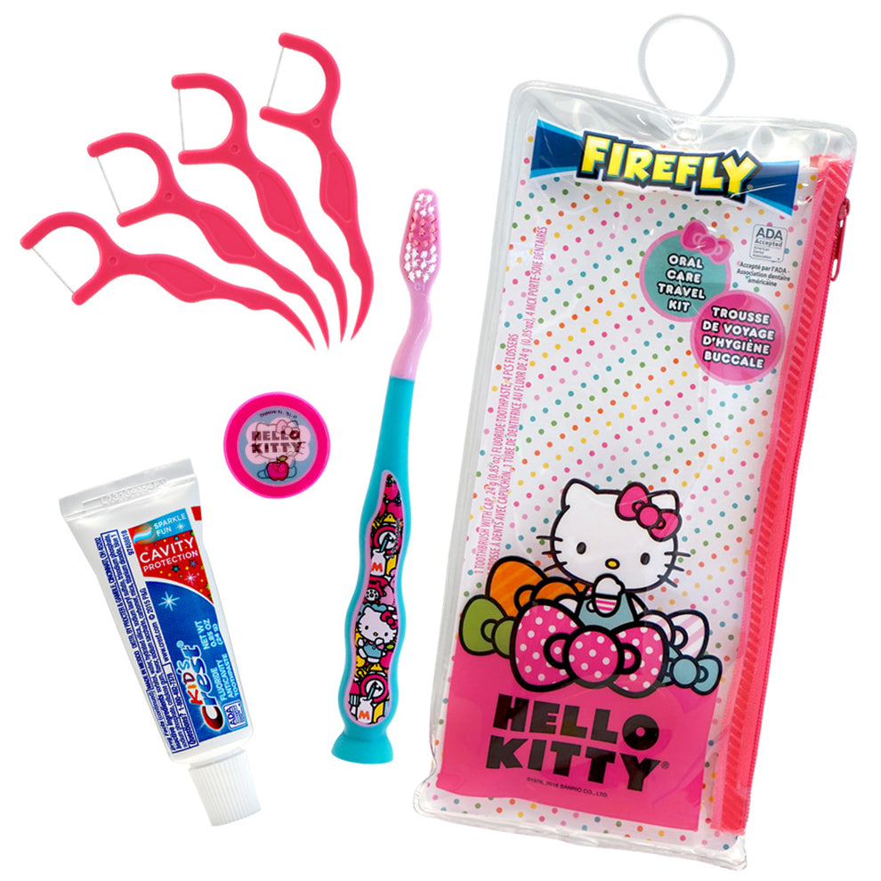 Firefly Hello Kitty Girls Travel Kit