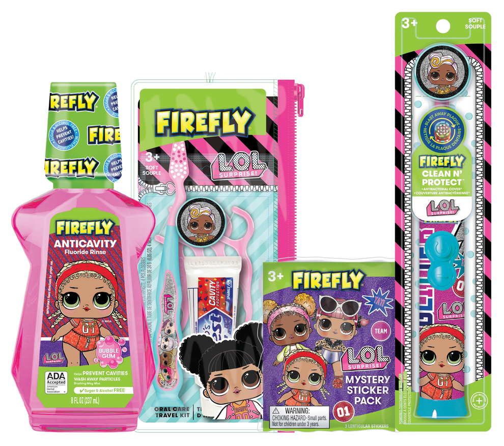 Firefly L.O.L. SURPRISE! Smile Value Pack