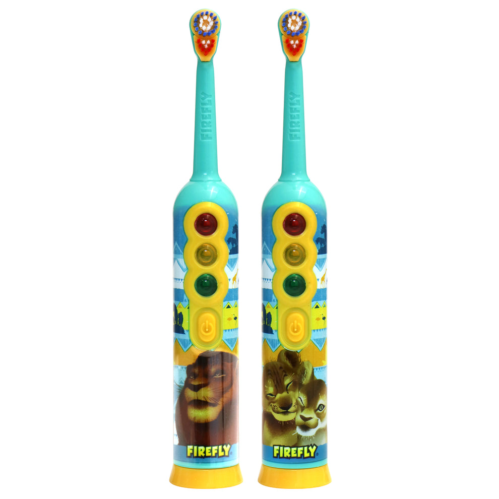 Firefly The Lion King Ready Go Power Toothbrush