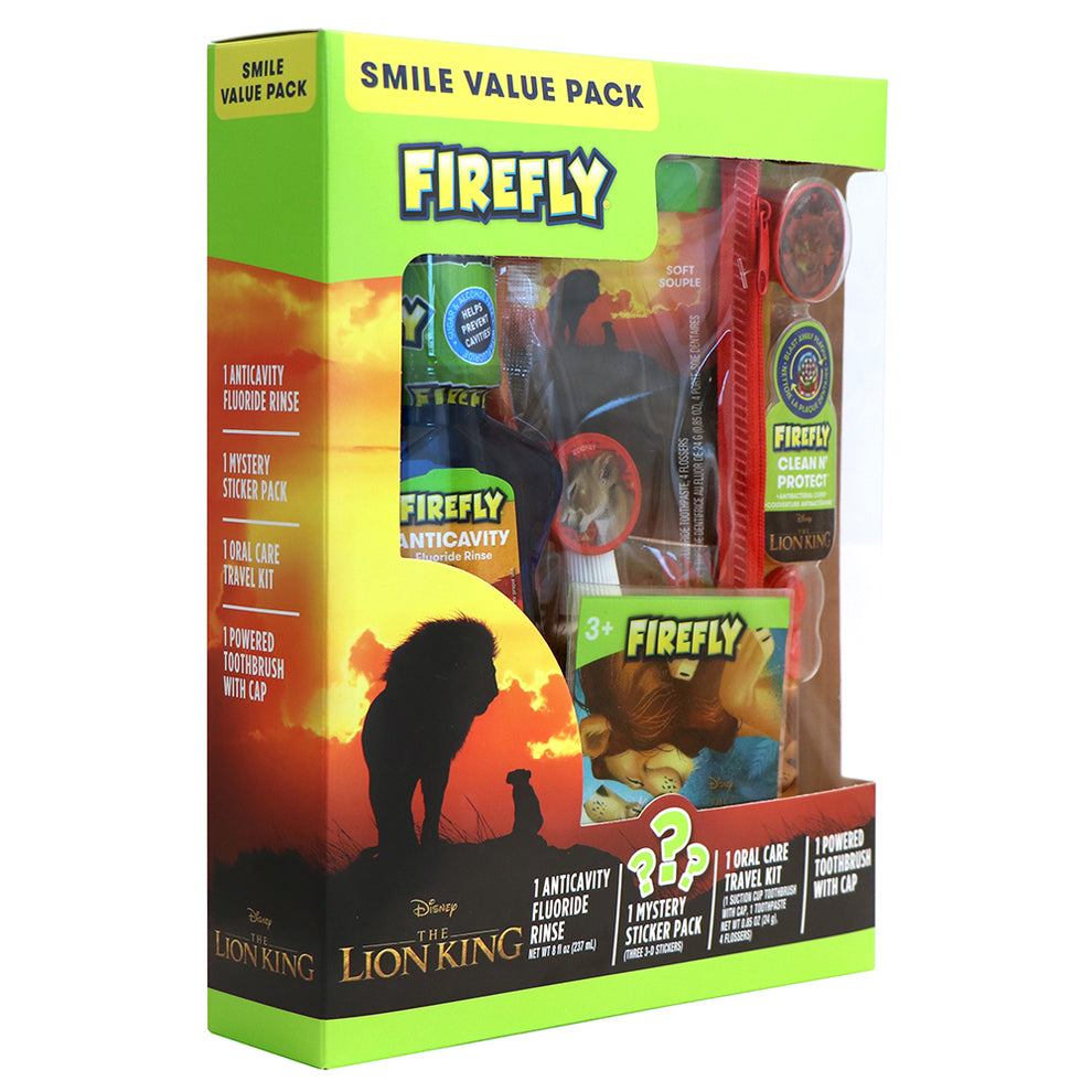 Firefly The Lion King Smile Value Pack