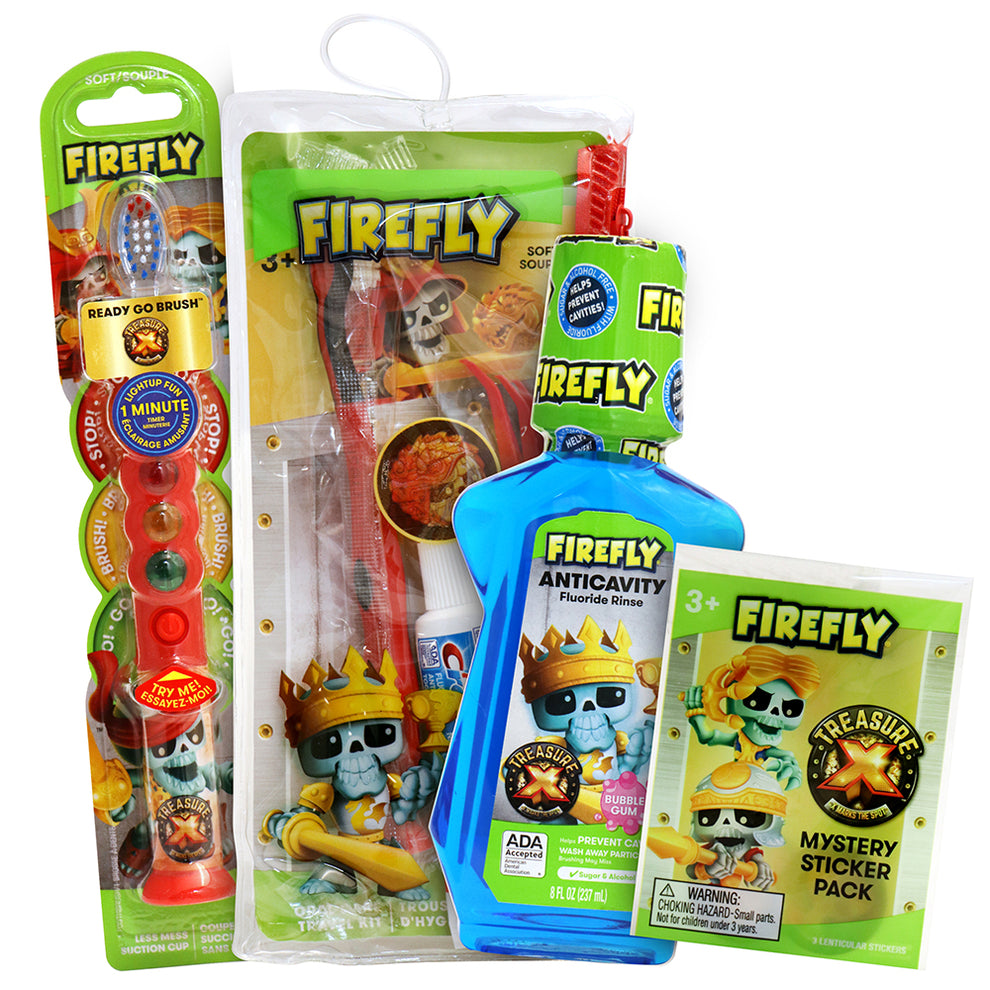 Firefly Treasure X Smile Value Pack