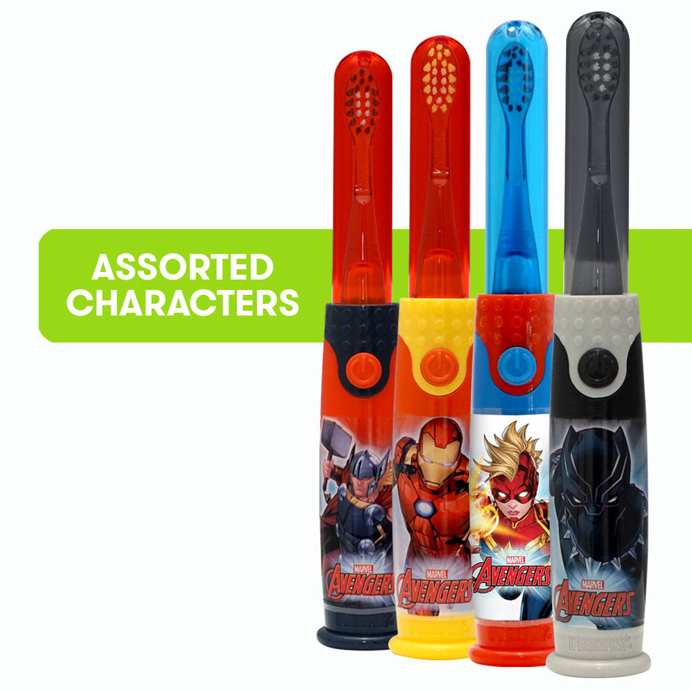 Firefly Light And Sound Avengers Toothbrush