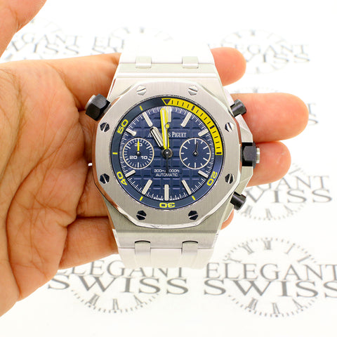 Audemars Piguet Royal Oak Offshore 42mm Diver Chronograph Limited Edition of 400 Watch Box Papers