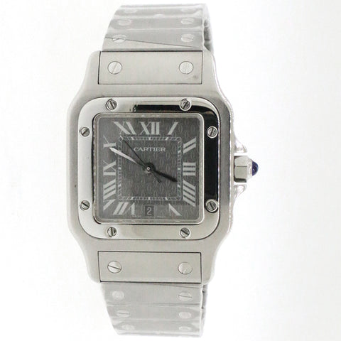 Cartier Santos Galbee 29MM Quartz Watch 1564 limited Edition