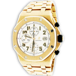 Audemars Piguet Royal Oak Offshore Rose Gold 42mm Chronograph 26170OR.OO.1000OR.01