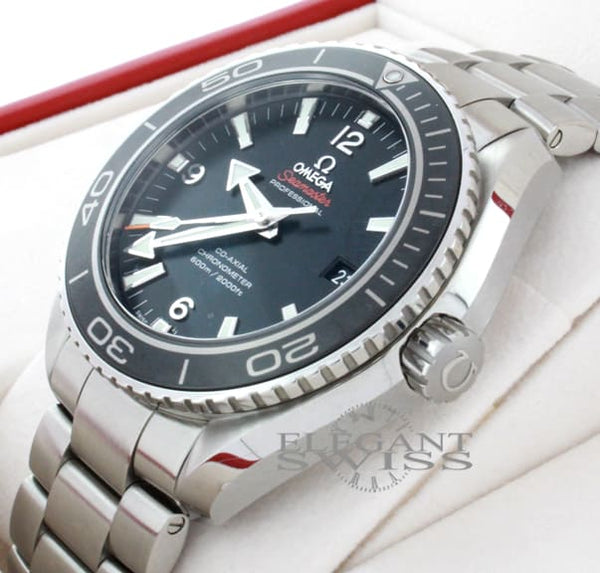 Omega Seamaster Planet Ocean 46MM Ceramic Bezel Automatic Mens Watch