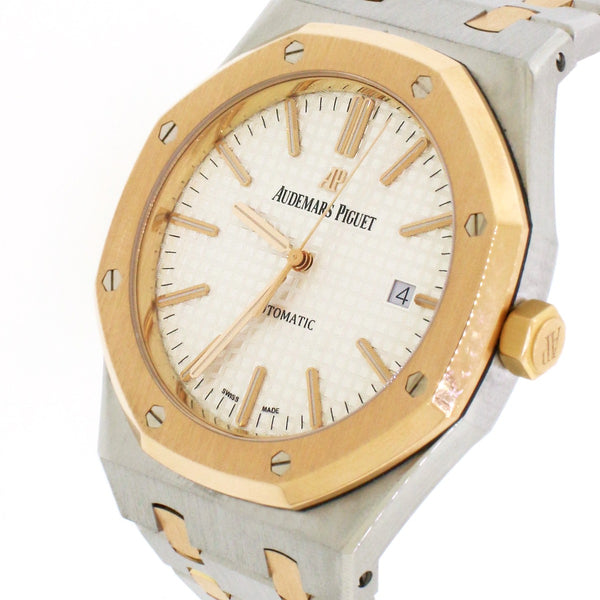 Audemars Piguet Royal Oak 41mm 2-tone Rose Gold/Stainless Steel Watch