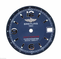 Breitling Colt Oceane Ladies Blue Dial for Watch 100% Authentic Oceane