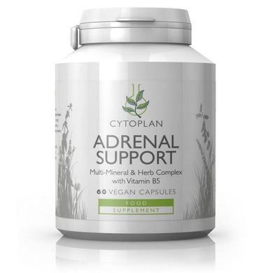 Adrenal support with Liquorice root