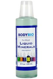 Mixed Liquid Minerals