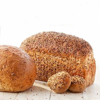 Low-carbohydrate bread