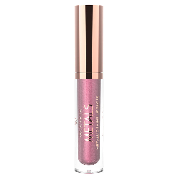 Metals Metallic Shine Lipgloss - Golden Rose Cosmetics BiH