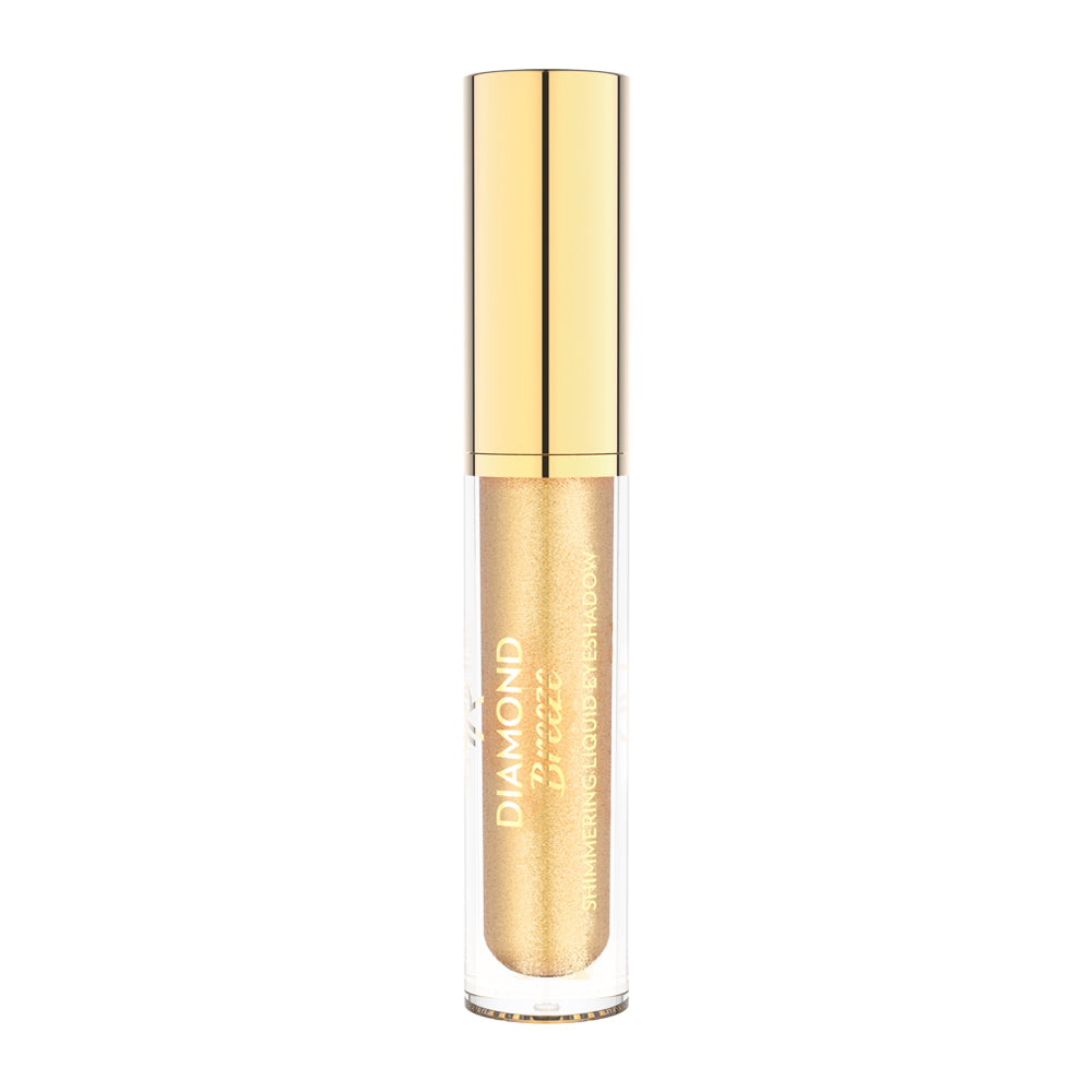 Diamond Breeze Shimmering Liquid Eyeshadow - Golden Rose Cosmetics BiH