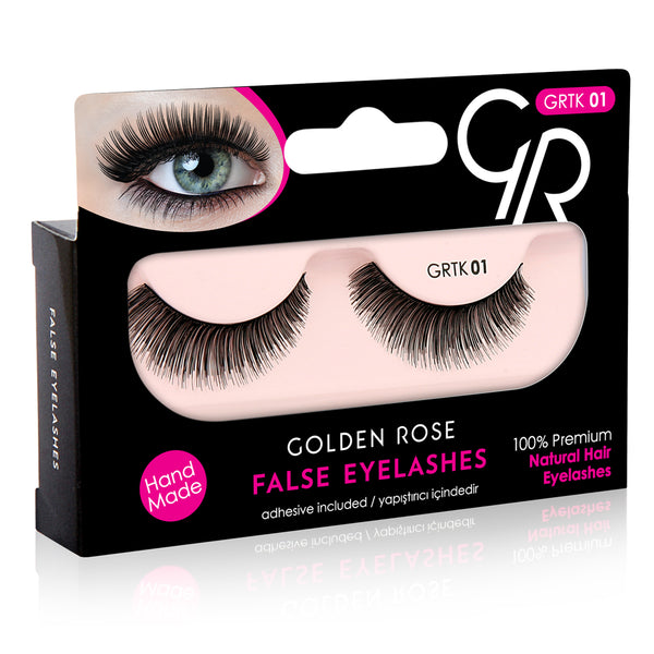 False Eyelashes-Umjetne Trepavice - Golden Rose Cosmetics BiH