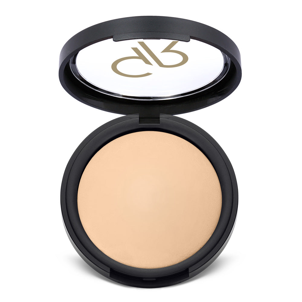 Mineral Terracotta Powder - Golden Rose Cosmetics BiH