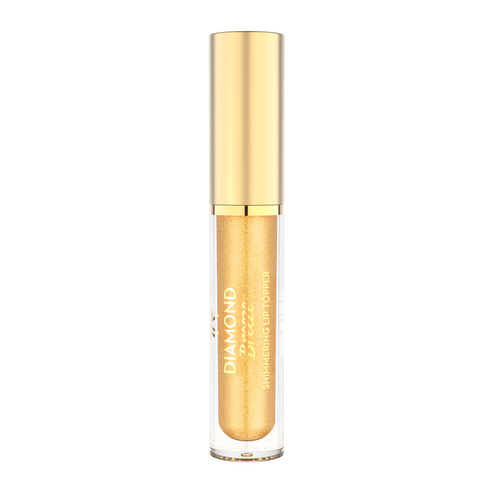 Diamond Breeze Shimmering Lip Topper - Golden Rose Cosmetics BiH