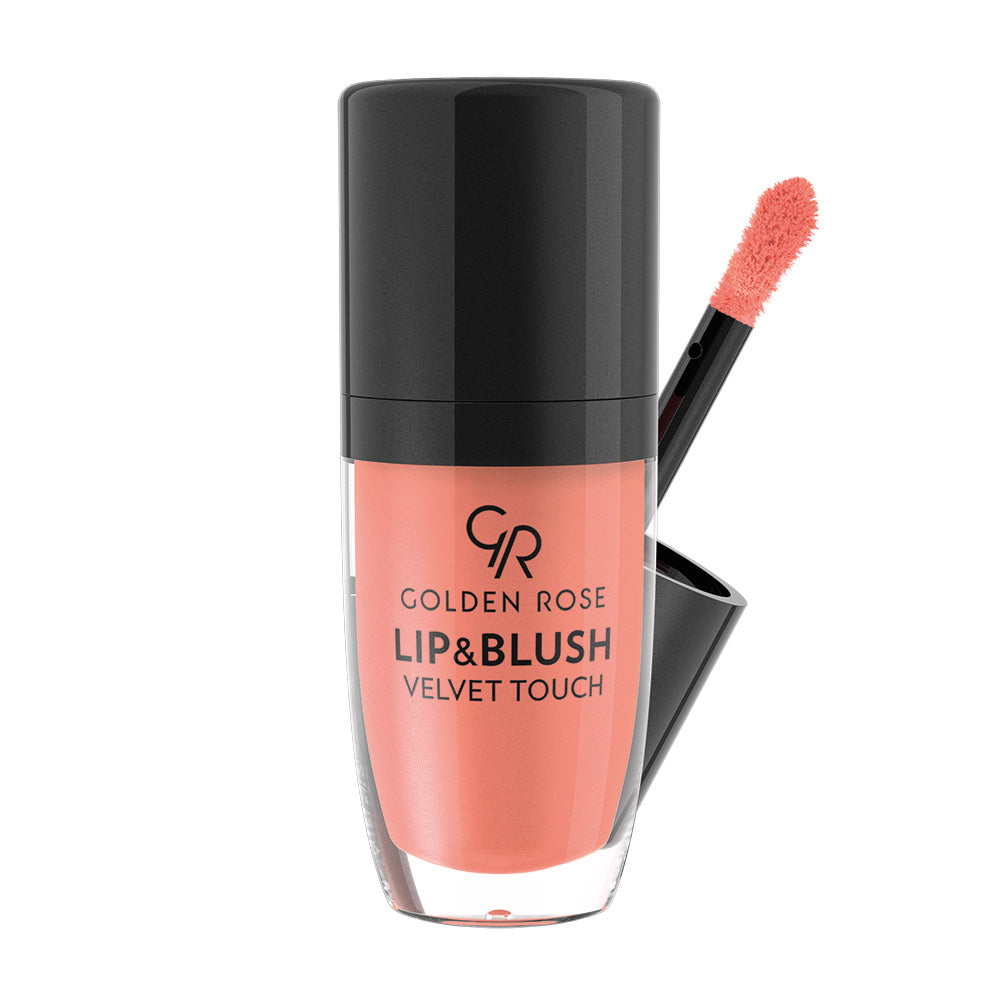 Lip & Blush Velvet Touch - Golden Rose Cosmetics BiH